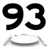 93 plates